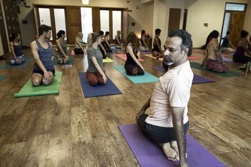 Йога-сутра - разжигает внутренний свет духовного знания