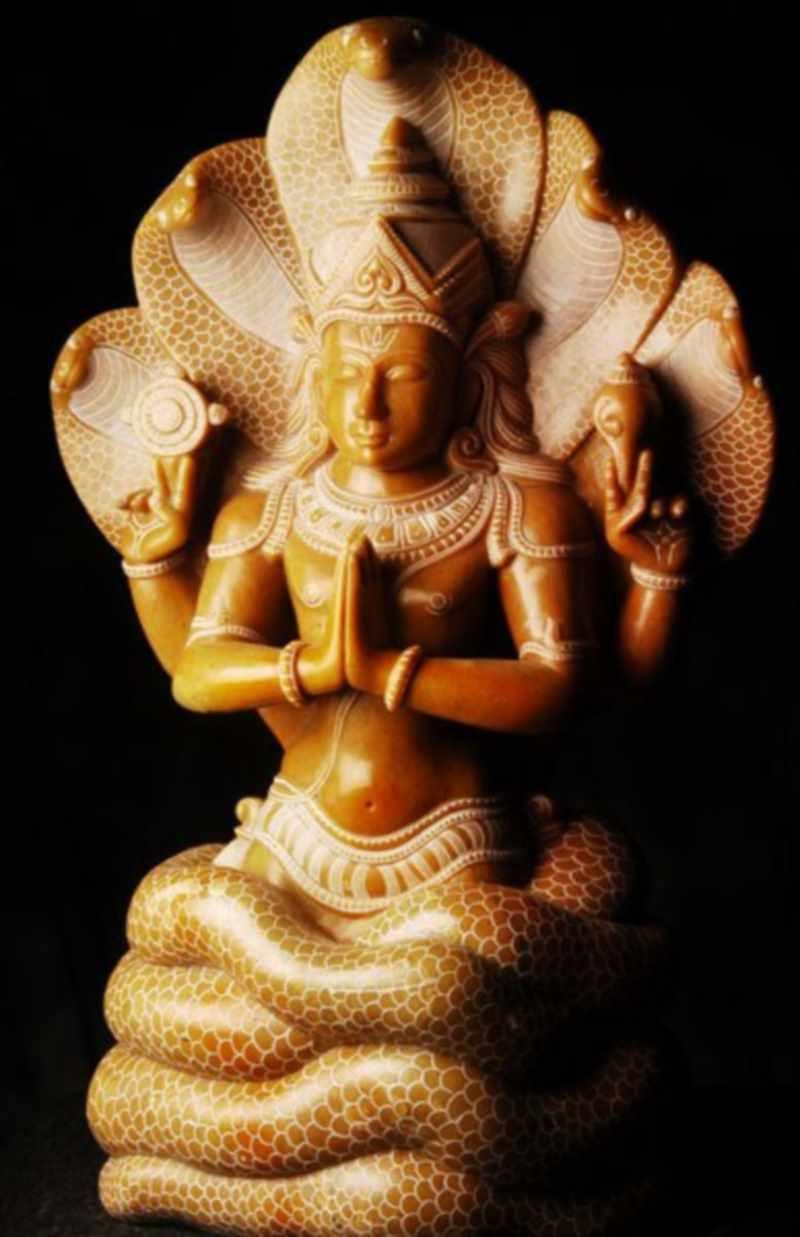 Патанджали - основная фигура учения Раджа-йога