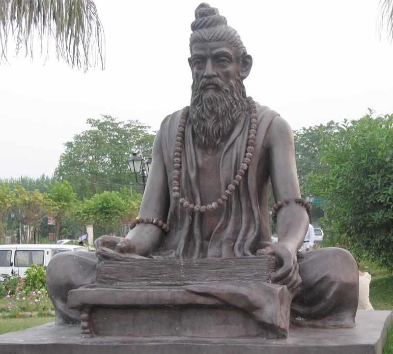 Фото памятника Патанджали