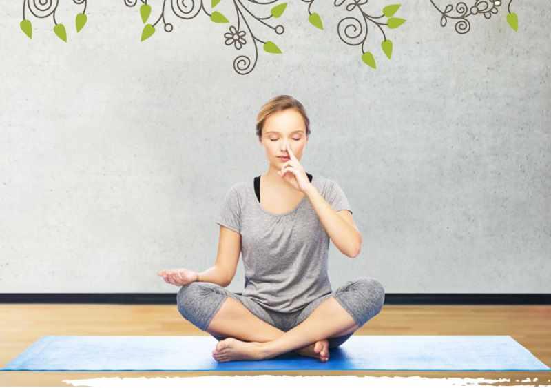 Задержка дыхания для оздоровления организма