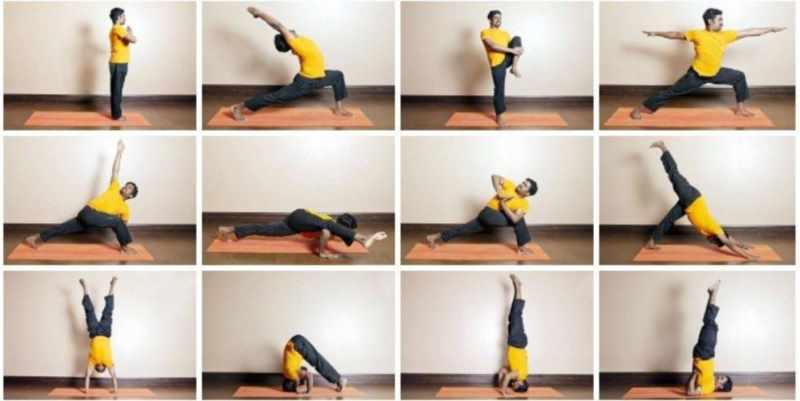 Силовая йога: асаны для мужчин