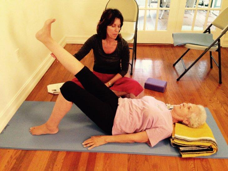Терапевтические аспекты йогатерапии