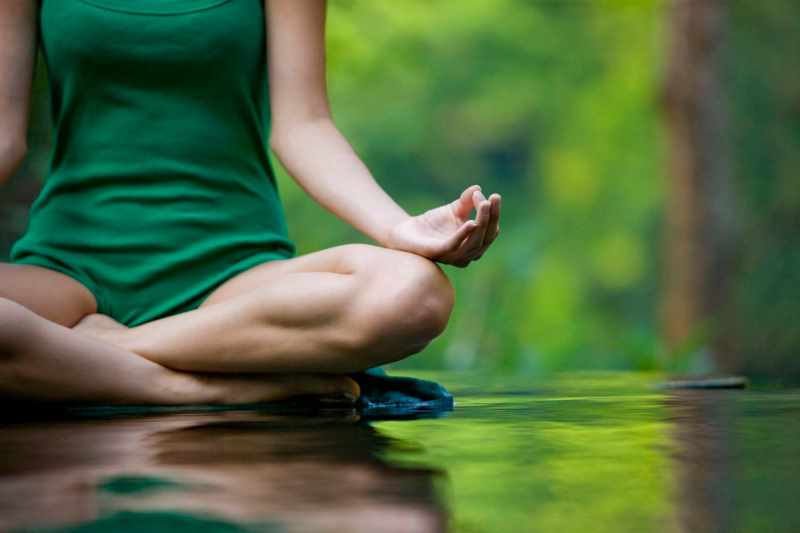Полное расслабление тела