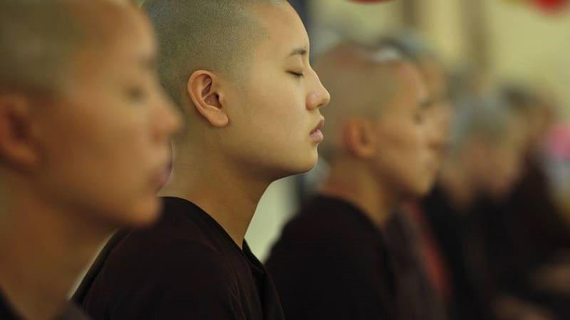 Неотъемлемая часть интегральной йоги-медитация
