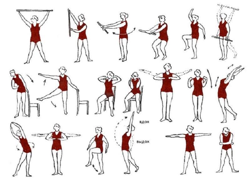 Комплекс упражнений на укрепление плечевого сустава