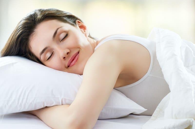 Сон - один из простейших способов релаксации