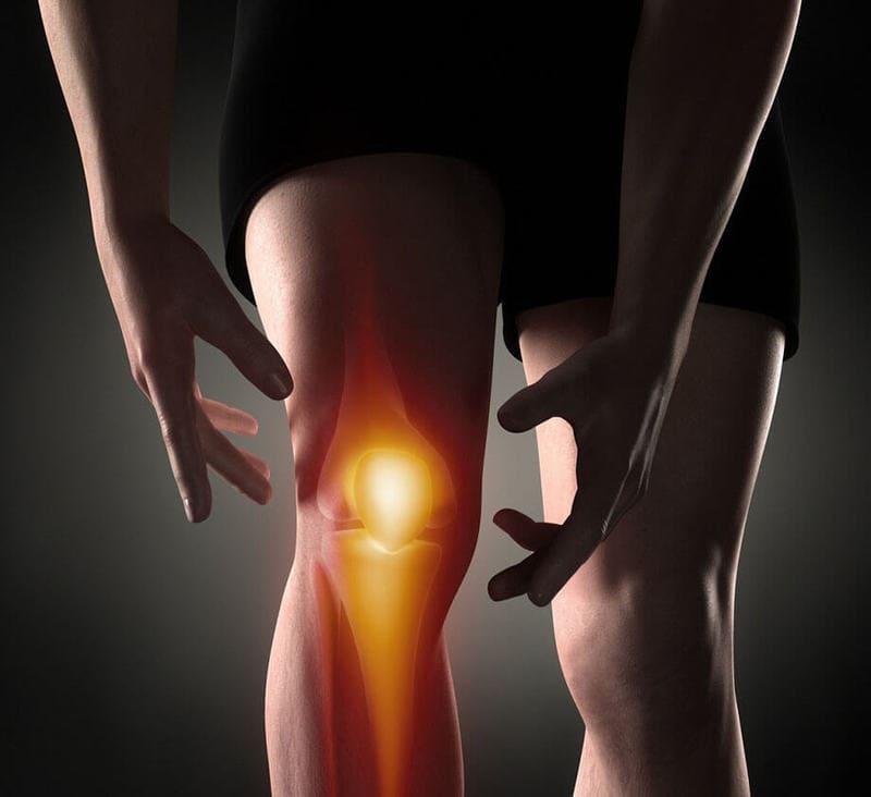 Упражнения для укрепления коленного сустава