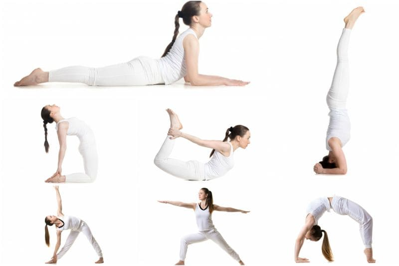 Комплекс упражнений для груди