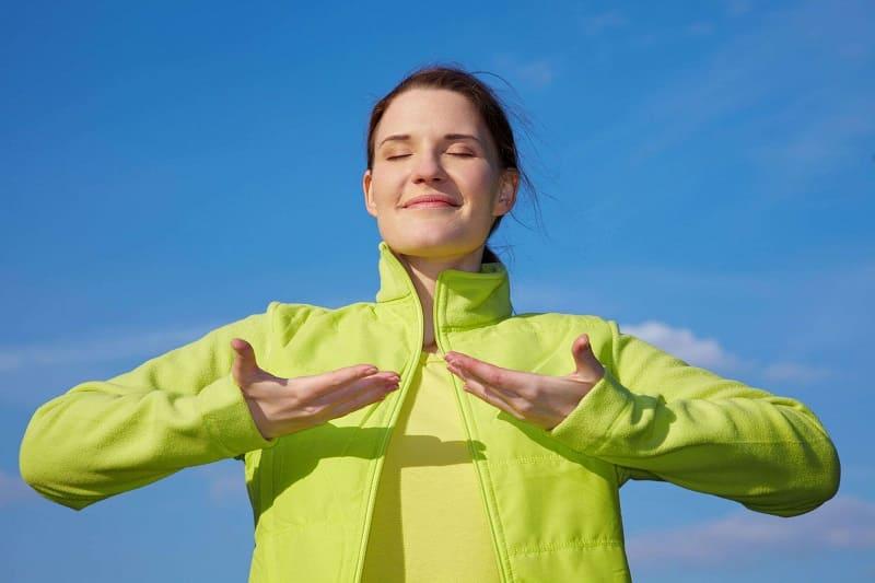 Комплекс дыхательных упражнений для оздоровления