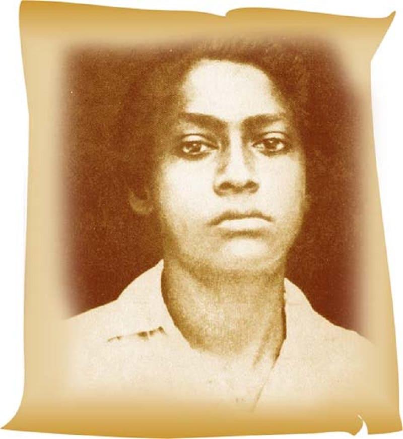 Чандра Мохра Джеин в молодости