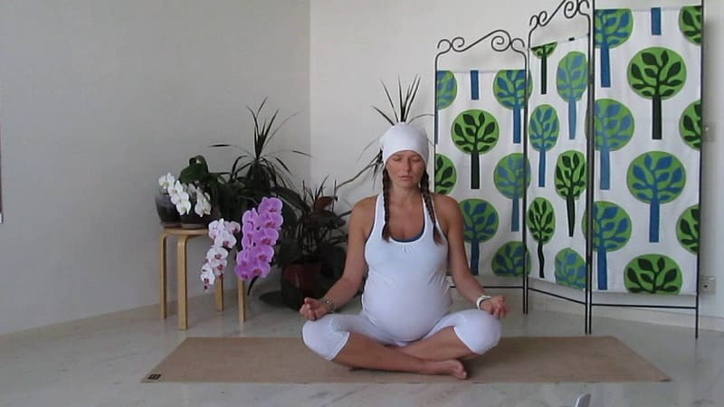 Киртан Крийя во время беременности