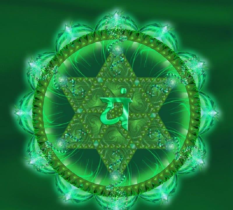 "Анахата - ""сердечная"" чакра женщины"